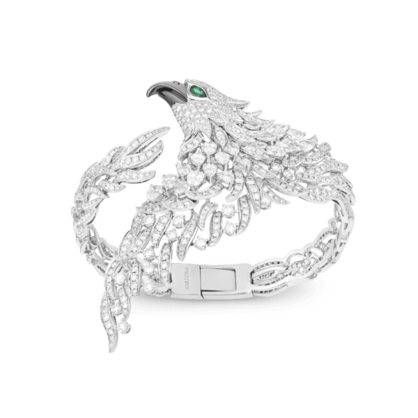 Sartoro Falcon Bangle FALC-B1WG