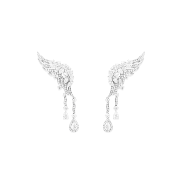 Sartoro Falcon Earrings FALC-E1WG