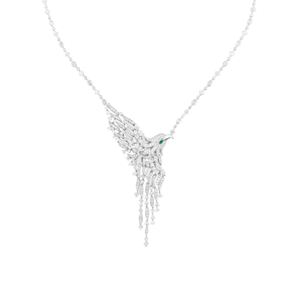 Sartoro Falcon Necklace FALC-N1WG