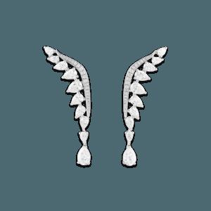 Sartoro Gaia Earrings GAIA-E2WG
