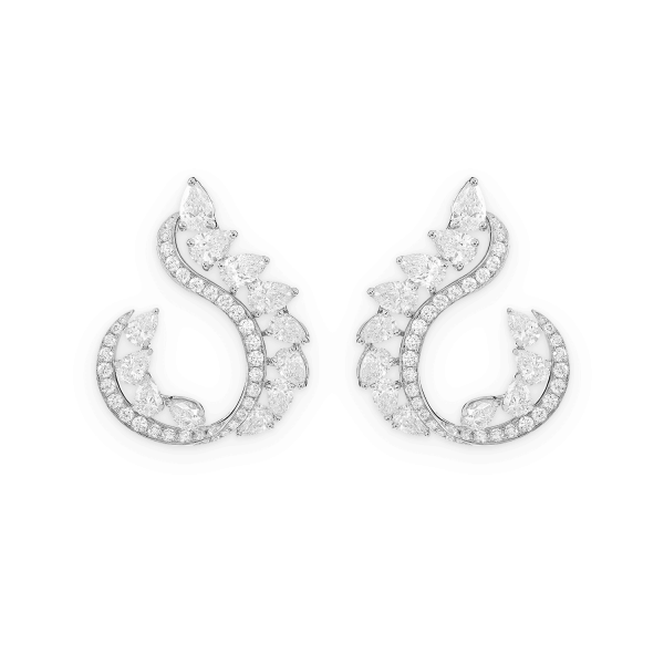 Sartoro Gaia Earrings GAIA-E3WG