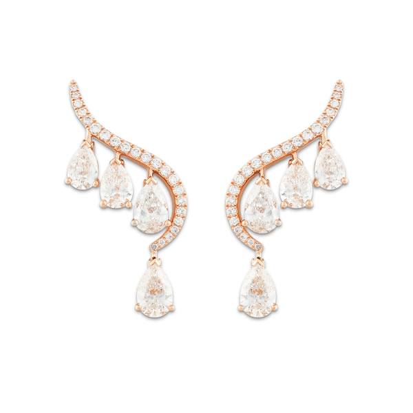 Gaia Signature Drop Earrings