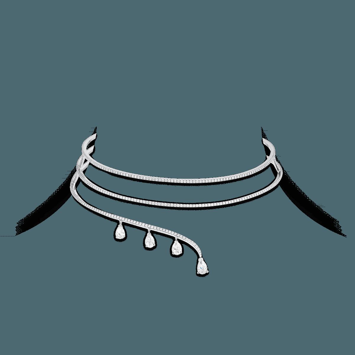 Gaia Signature Drop Choker