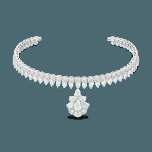Sartoro GAIA BLOOM Necklace GBLOOM-N1WG-0.80