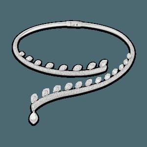 Sartoro GAIA BLOOM Necklace GBLOOM-N3WG