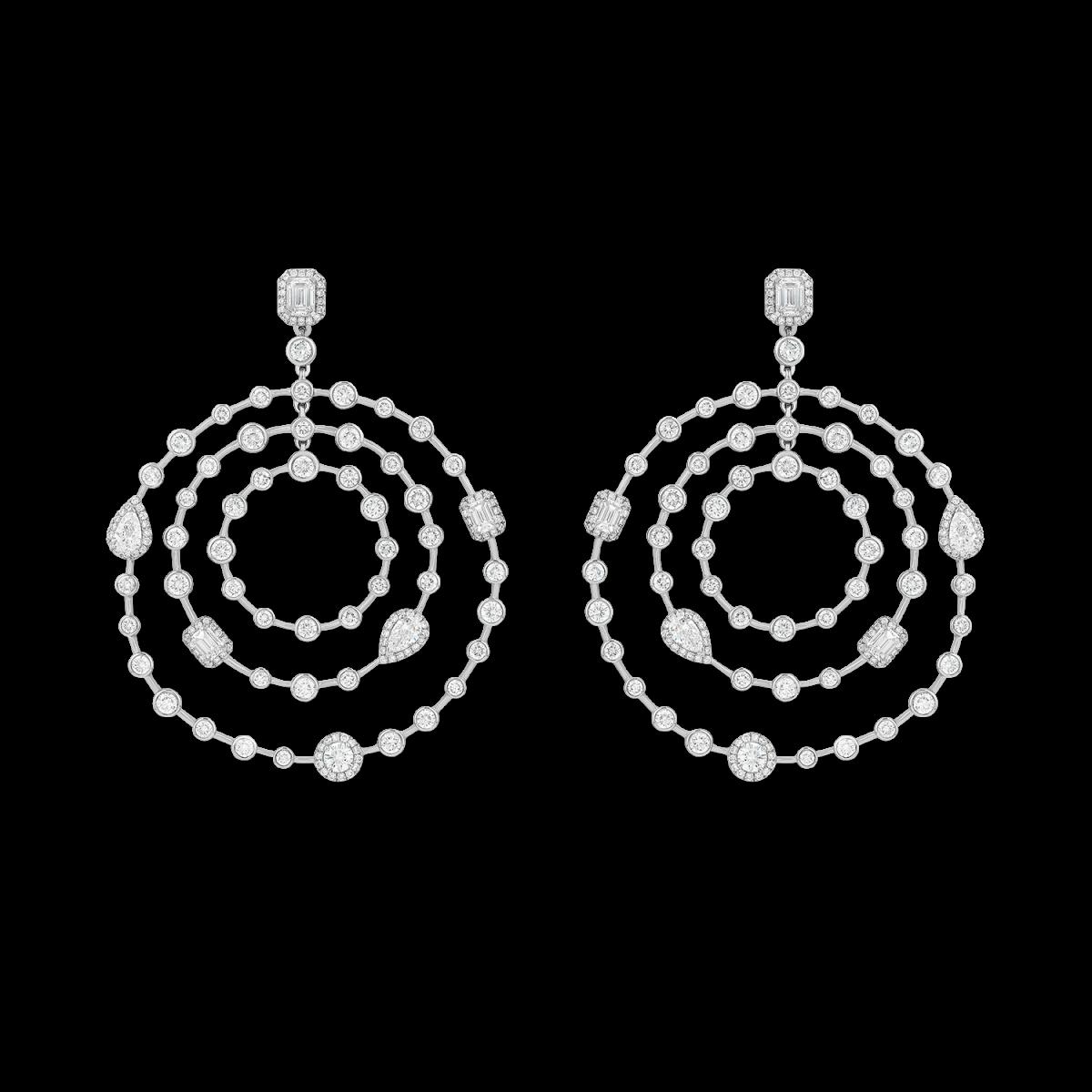 Sartoro HAPPY Earrings HAPPY-E2WG