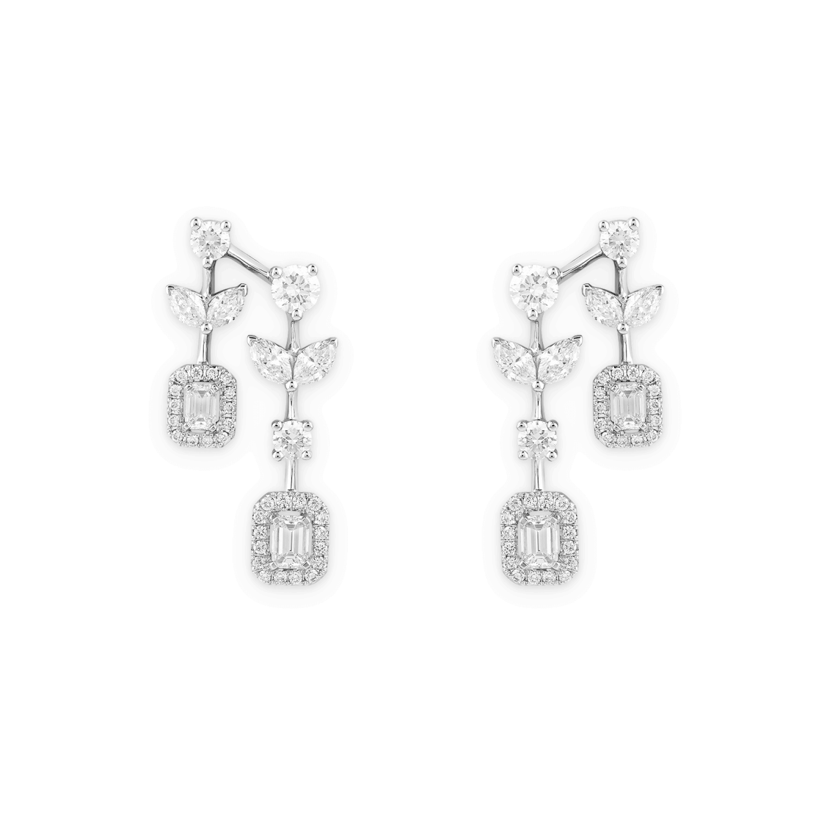 Sartoro SERA Earrings SERA-E3WG
