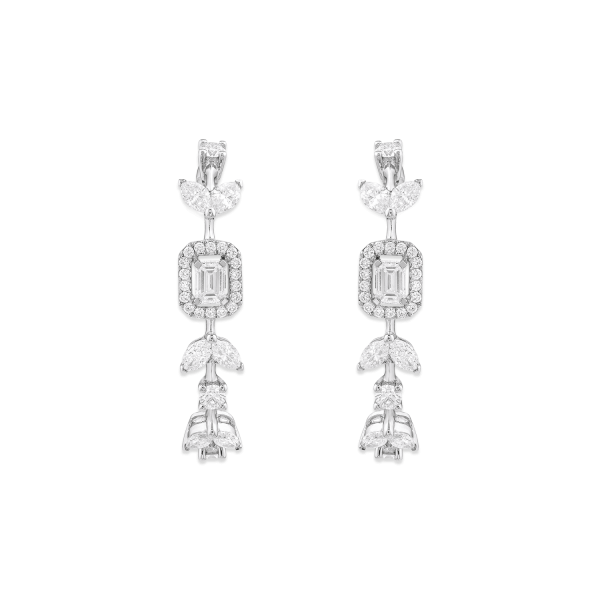 Sartoro SERA Earrings SERA-E4WG