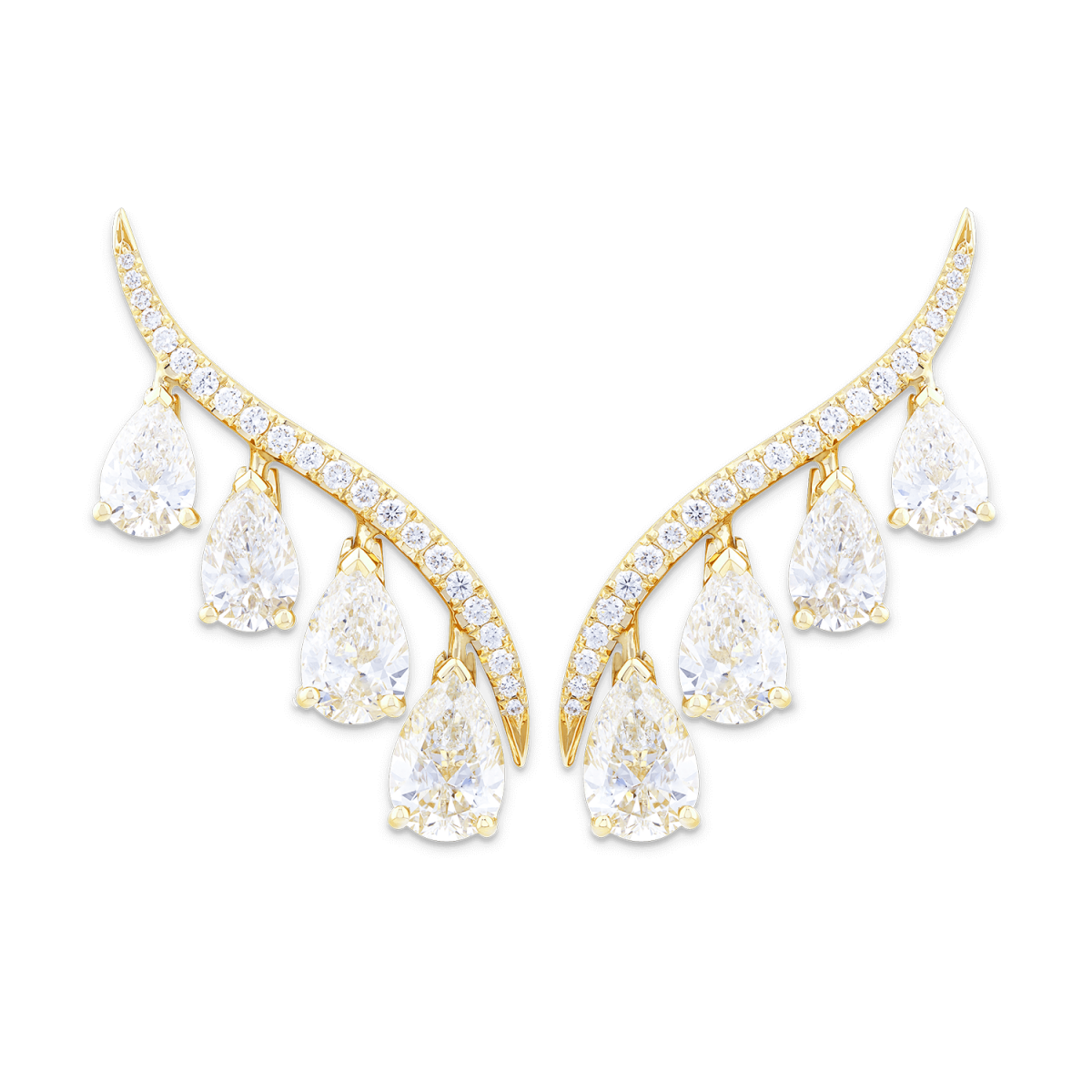 Gaia Signature Earrings