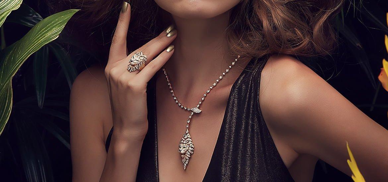 Sartoro FAUNA - LION High Jewelry
