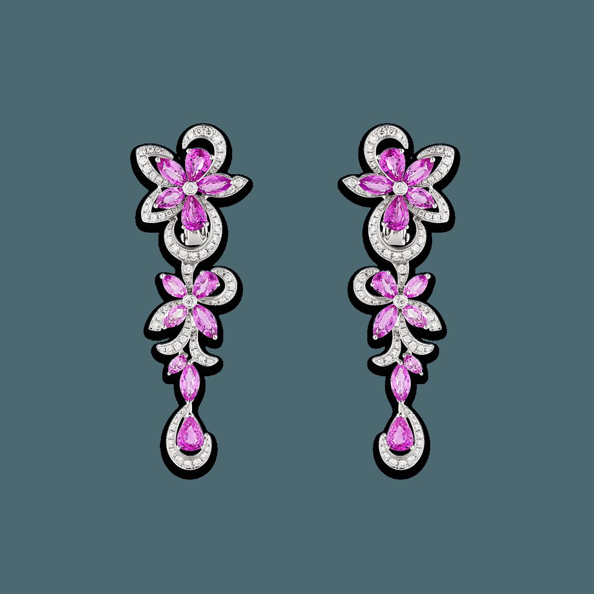 Sartoro NINFEA Earrings NINFEA-E1WG