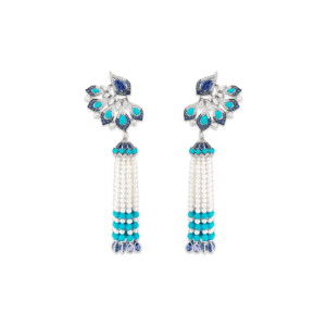 Sartoro PEACOCK Earrings PEAC-E2WGTZTQ