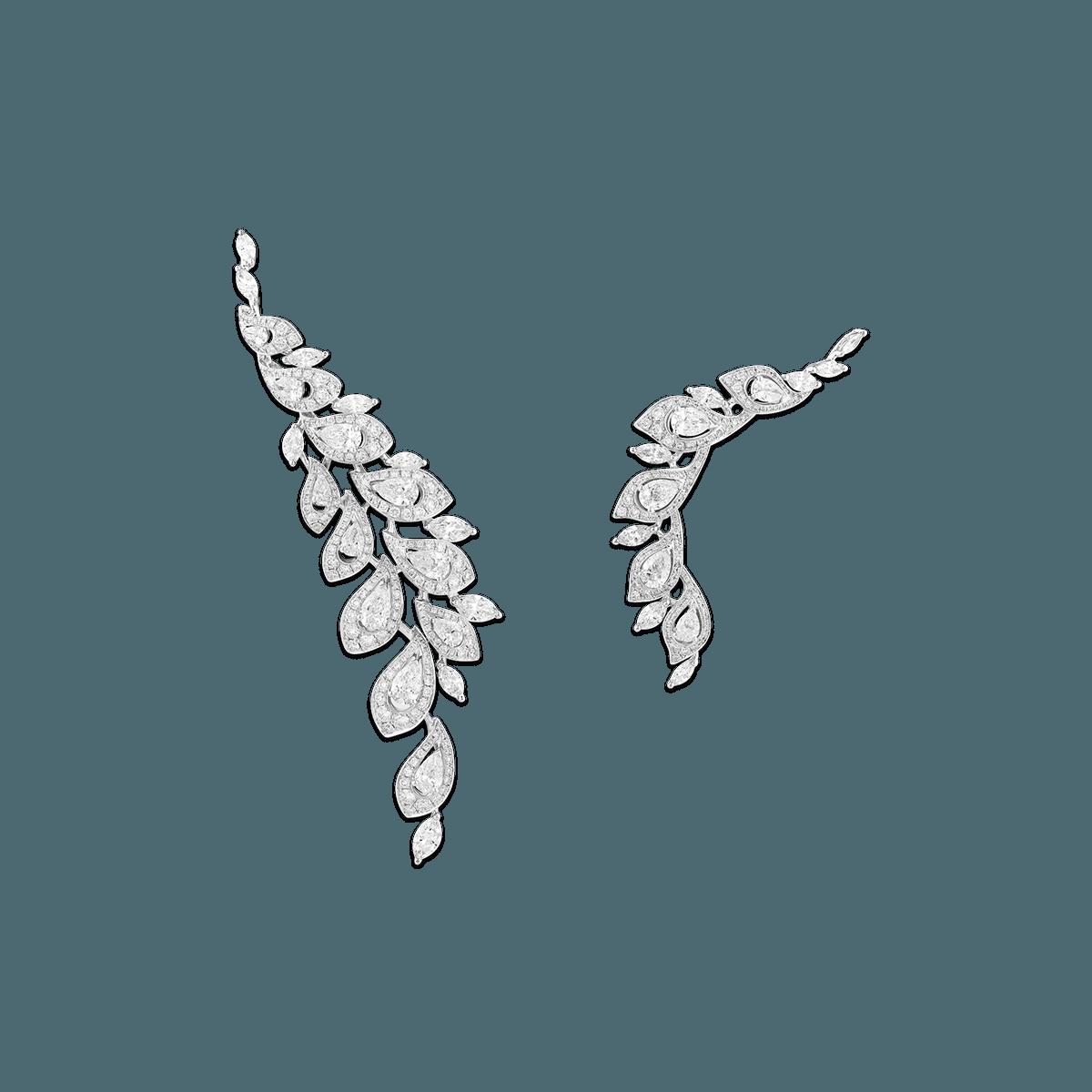 Sartoro PEACOCK Earrings PEAC-E5WG