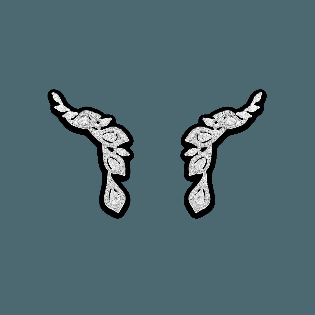 Sartoro PEACOCK Earrings PEAC-E7WG