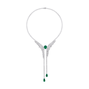 Sartoro PLUME Necklace PLUM-N5WGEM