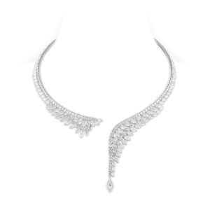 Sartoro PLUME Necklace PLUM-N4WG