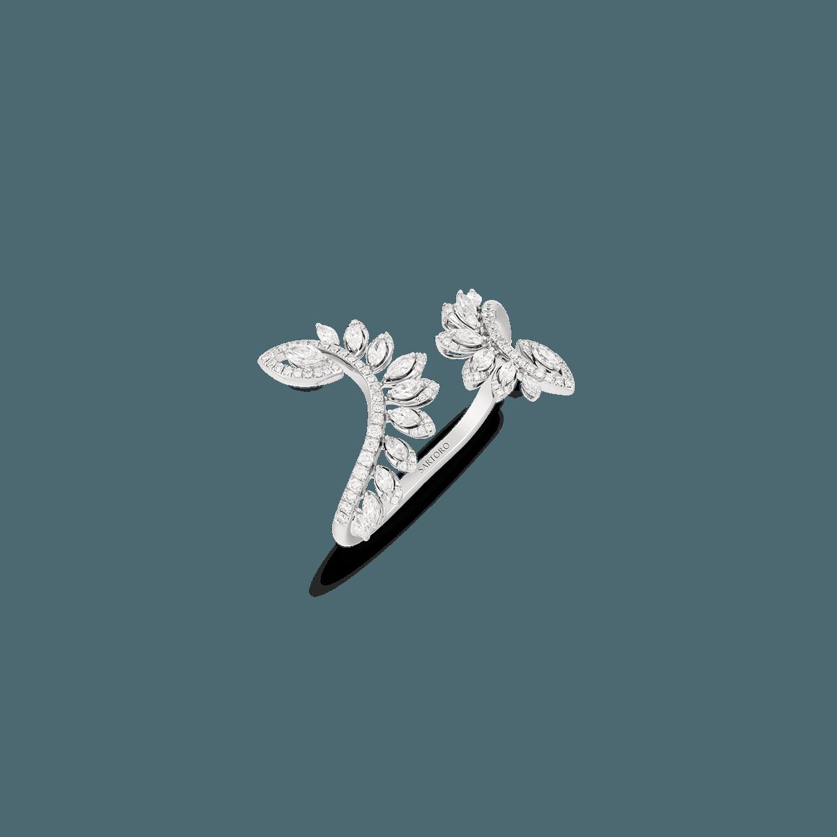 Sartoro PLUME Ring PLUM-R6WG
