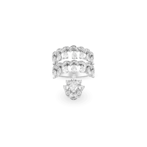 Sartoro White Gold Ring GBLOOM-R6WG-1