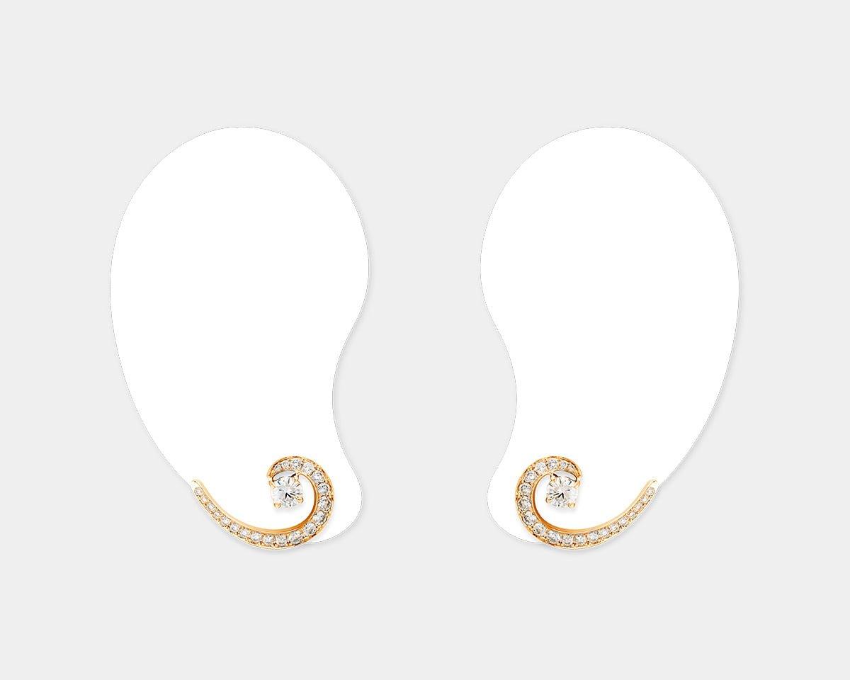 Sartoro-Jewelry-Venus-Rose-Gold-Earring-410-6-