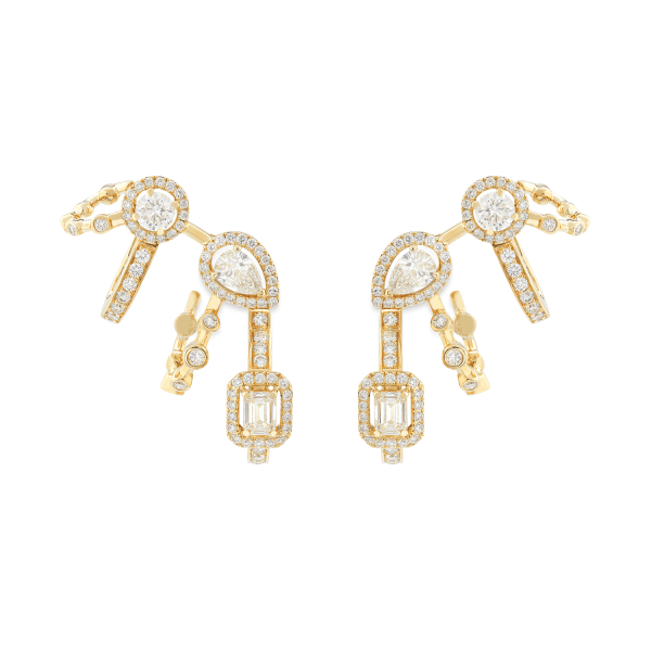 Crazy happy Forever Earrings