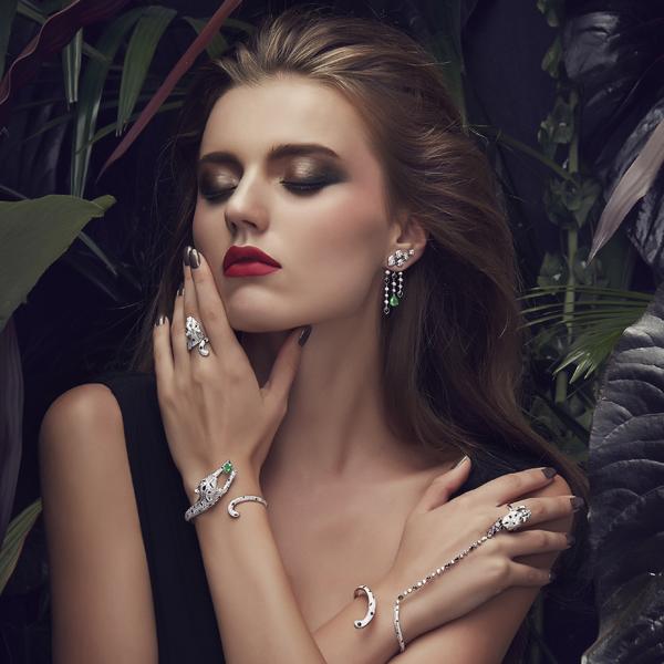 Fauna High Jewelry