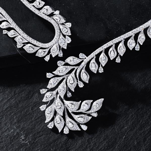 Peacock High Jewelry