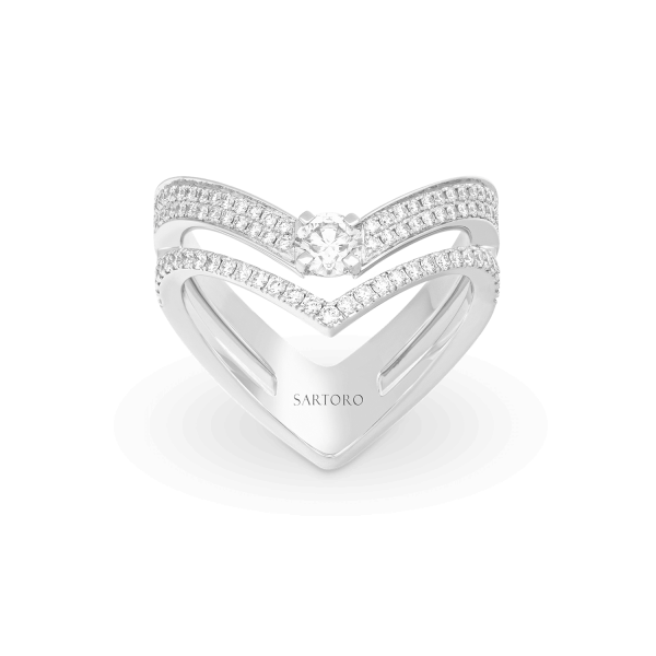 Vie Signature Ring