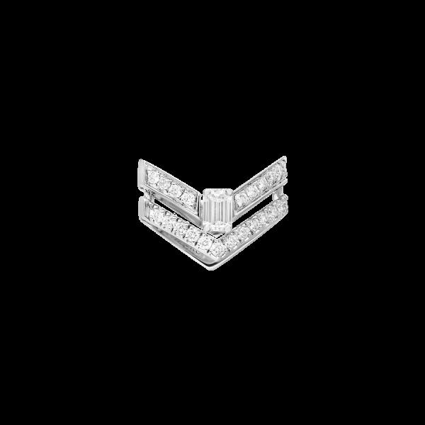 Vie Signature Clip Earring